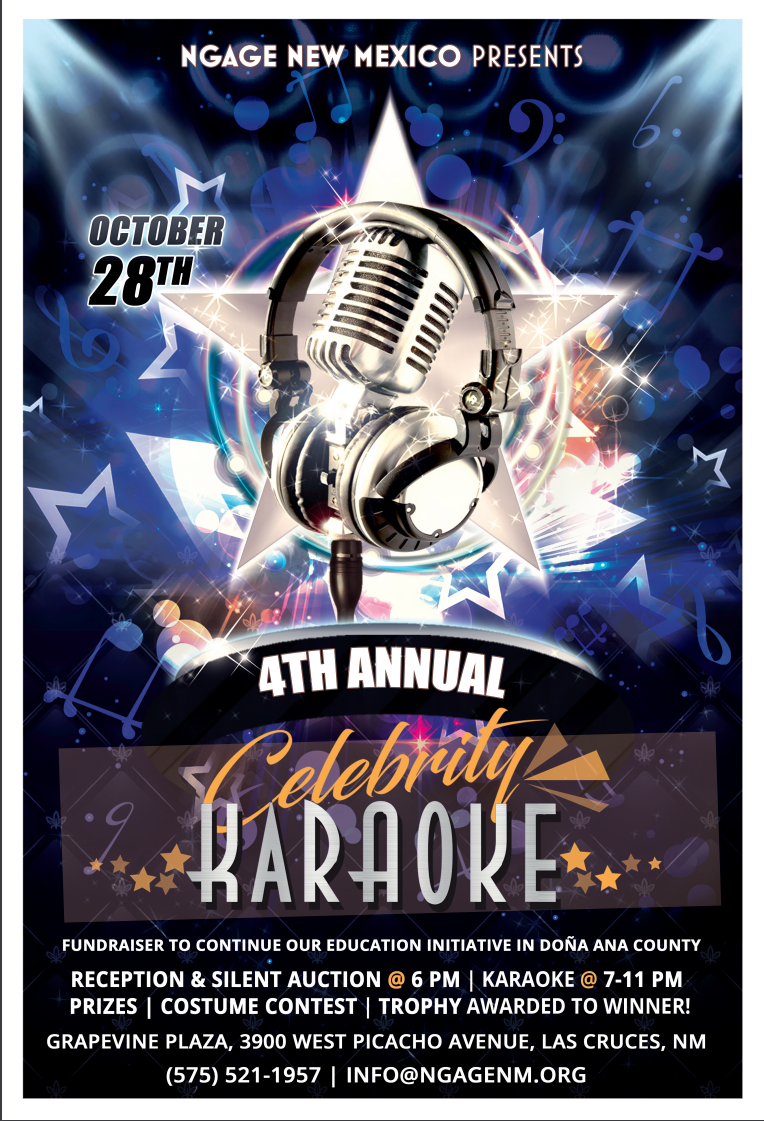 Ngage 4th Annual Karaoke