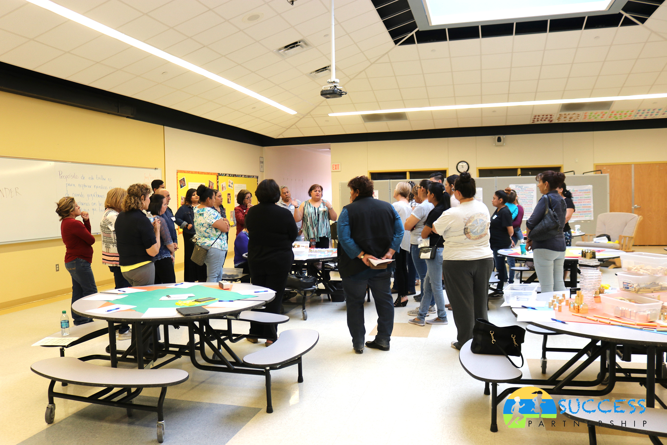 Success Partnership Chaparral Group Discussion